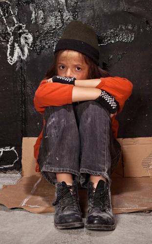 Homesless Child