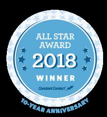 Hawley & Associates ~ 2018 All Star Award Winner!