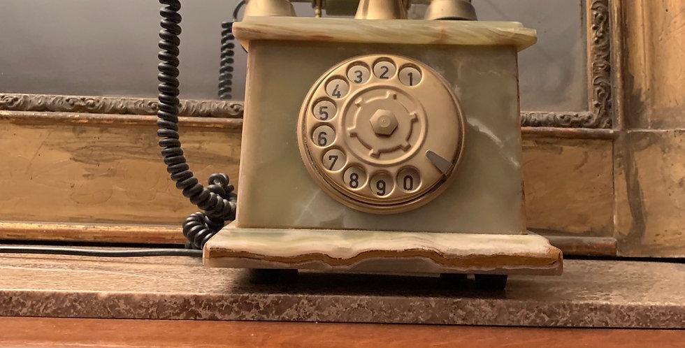 Téléphone en onyx