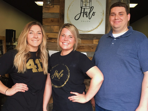 INTERVIEW: Tithing from your business with Halo Salon