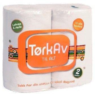TørkAv tørkepapir