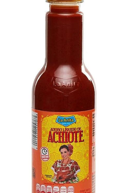 "Achiote líquido ""La Anita"""