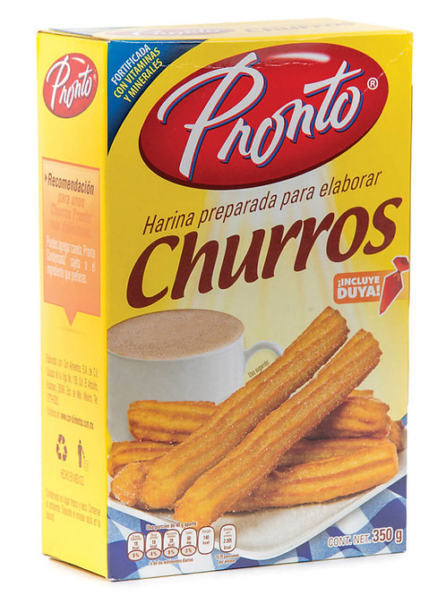 "Churro flour mix ""Pronto"""