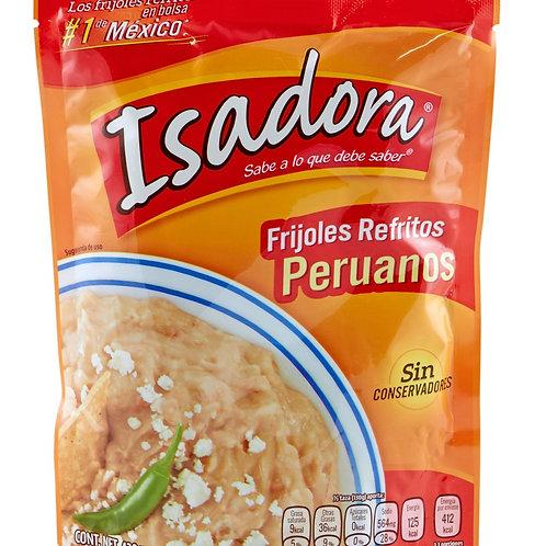 Frijoles refritos peruanos Isadora