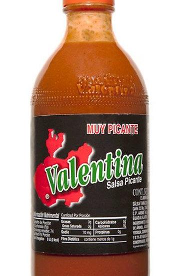 Salsas Valentina