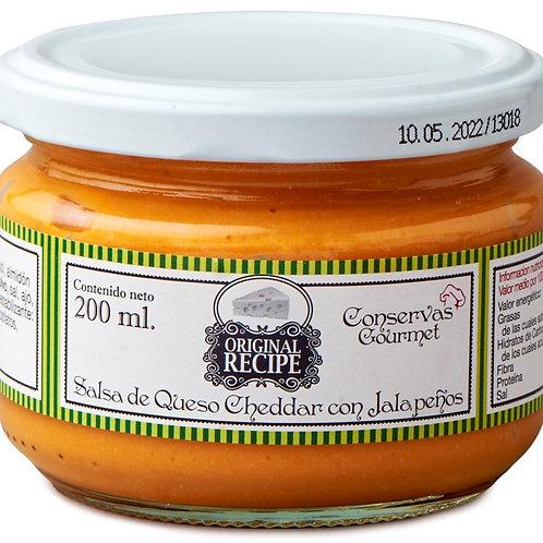 Jalapeño cheese dip