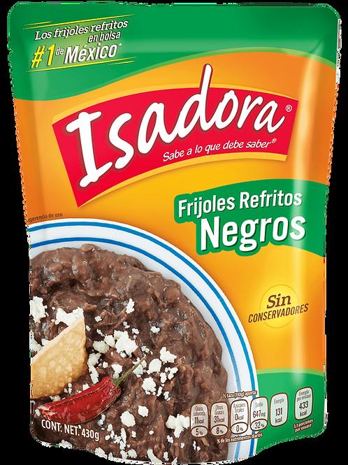 "Refried Black Beans ""Isadora"""