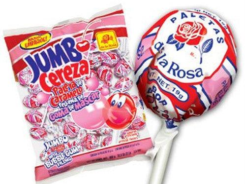 Lollipop Jumbo Cereza