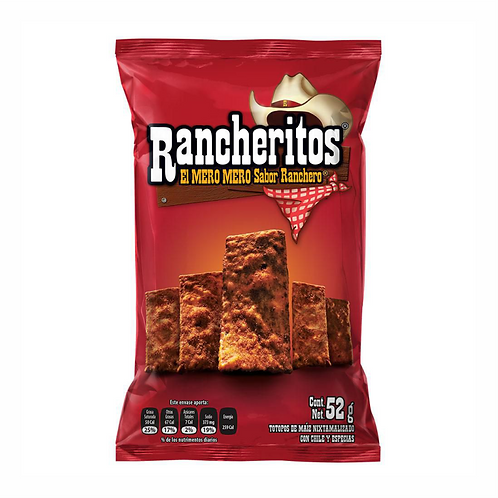 Rancheritos chips