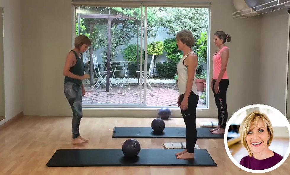 Small Ball Workout