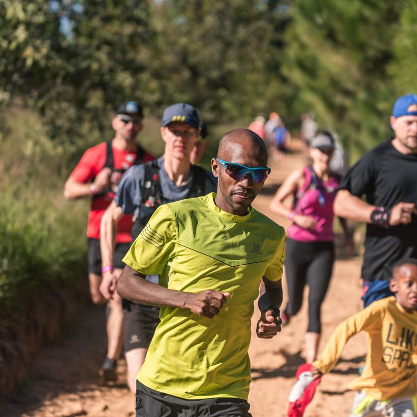 Elite Athlete, Thabang Madiba talked about Interval Training.