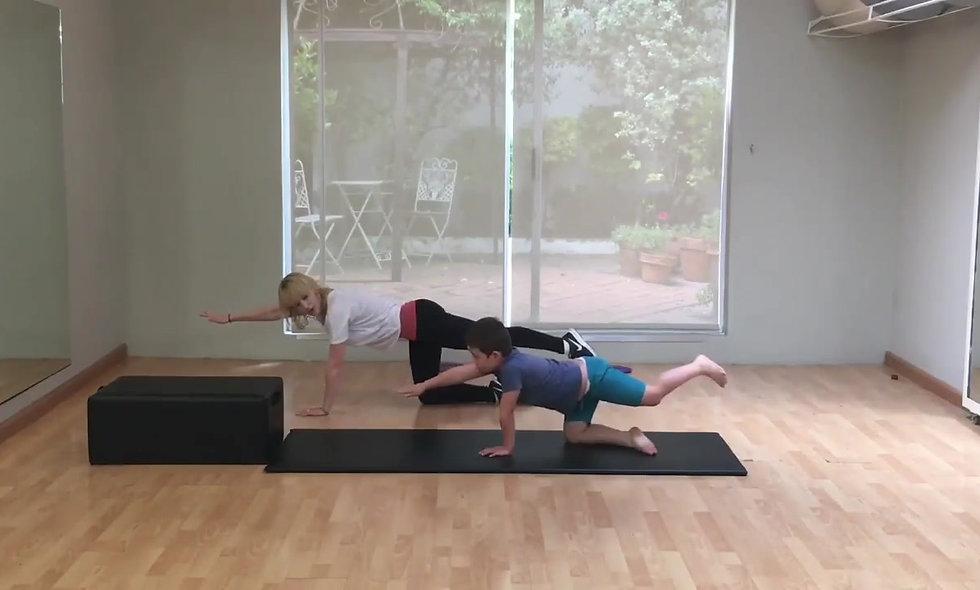 Kids Pilates