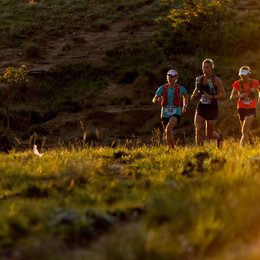 Johardt and Nicolette dominate elites at SA Long Distance Trail Champs