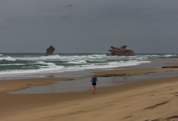 Participants will take in the Jolly Rubino ship-wreck, along with kilometres of pristine,  deserted beaches.