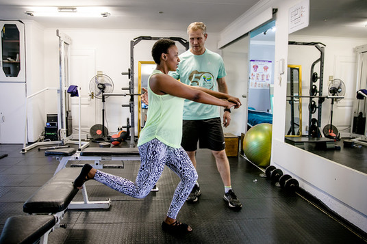 Mark Ritchie - Personal Trainer