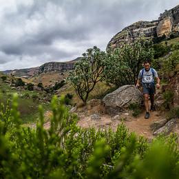 Mont-Aux Sources Trail - Image Feature