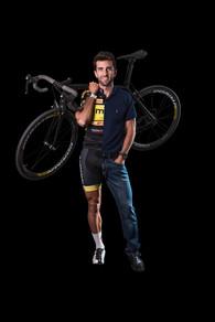 Entrepreneur | Cyclist ©TerenceVrugtman