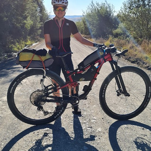 Bike packing and what you can learn from it