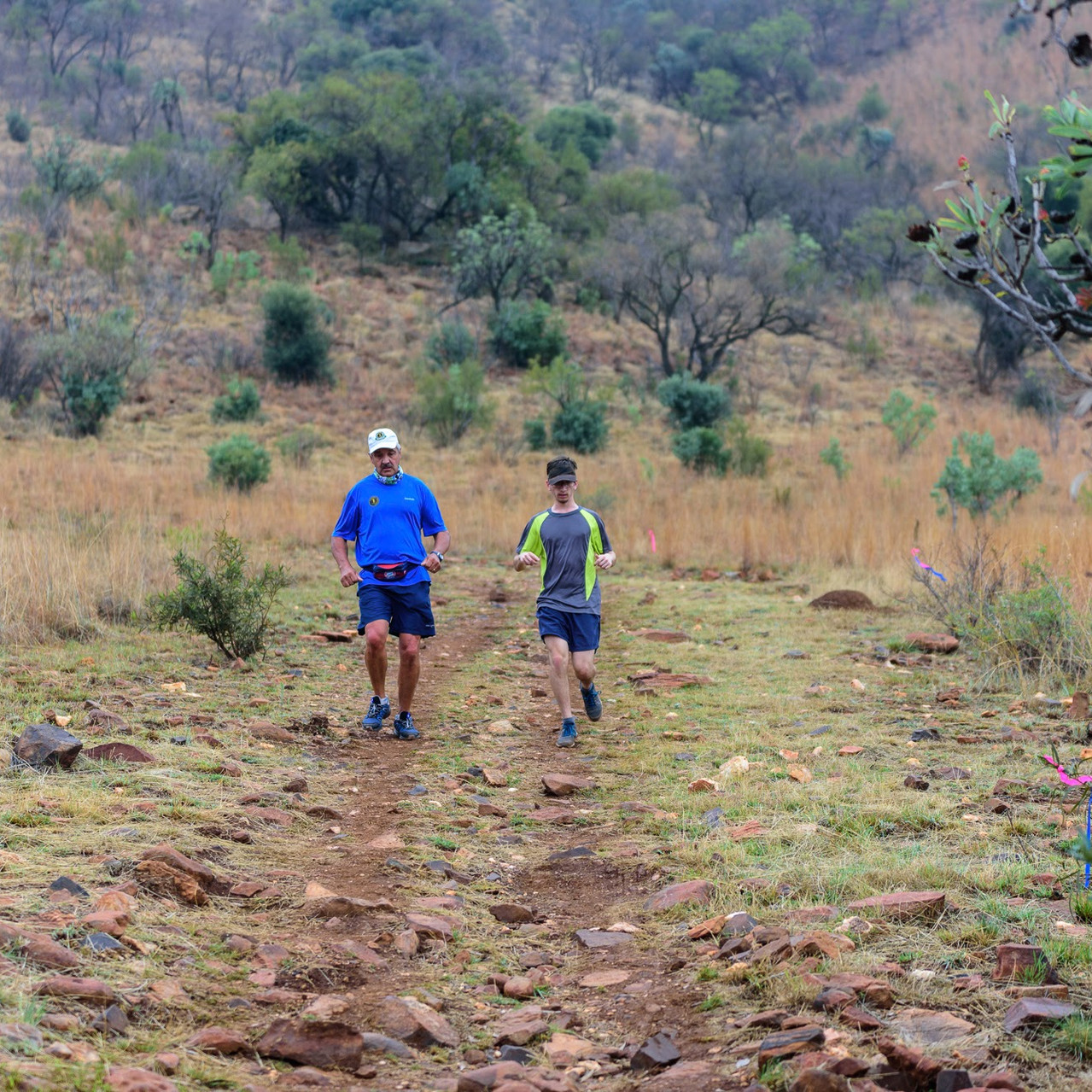 MRLT Arnold Chatz Rock Rabbit Trail Run.   Photo: @TVrugtman