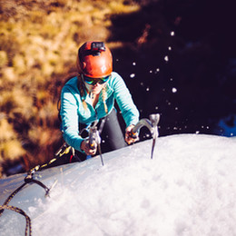 Ice Climbing in Rhodes