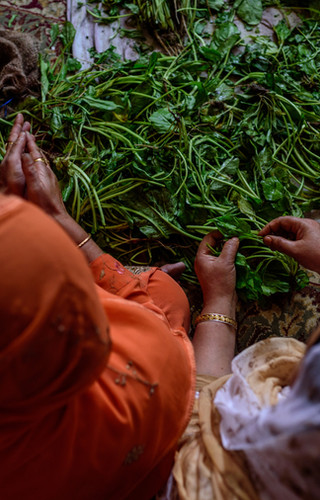 India - Women merchants