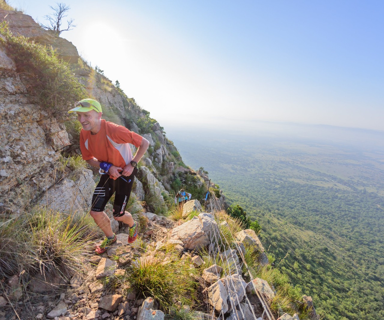 MRLT Arnold Chatz Nogwaja Trail Run.   Photo: @TVrugtman
