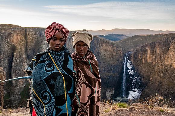 Lesotho Princes