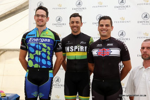 Late Season Success for Franco Ferreira and Team INSPiRE