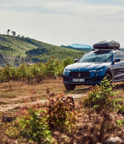 Maserati JHB