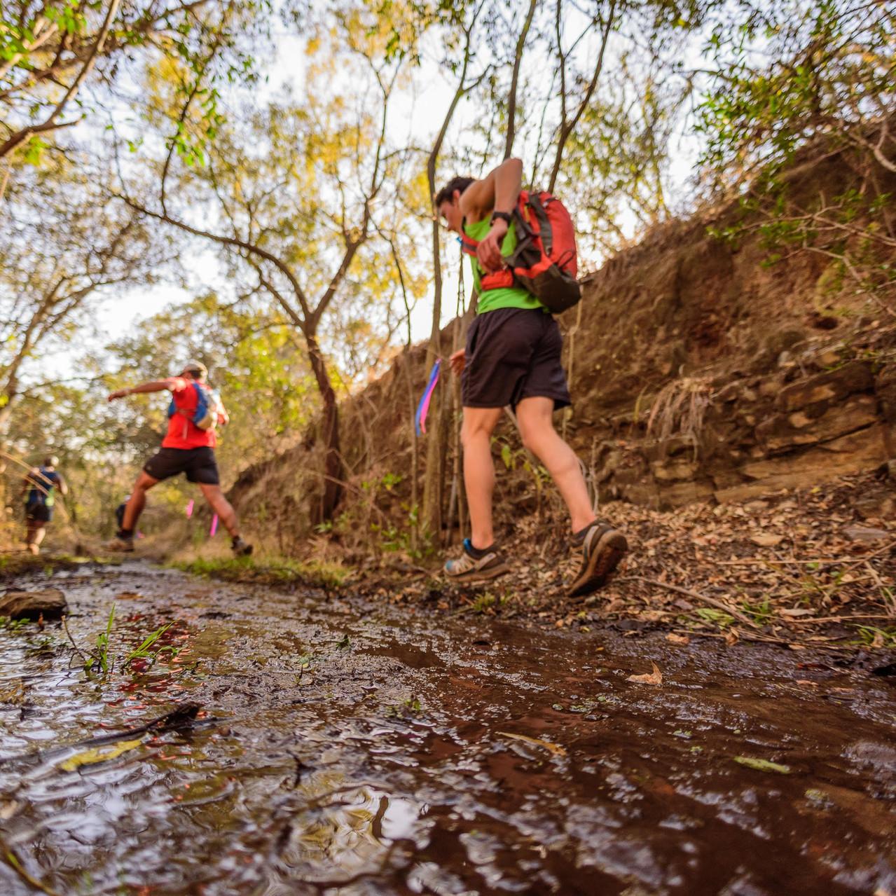 MRLT Arnold Chatz Scrub Hare Trail Run.   Photo: @TVrugtman