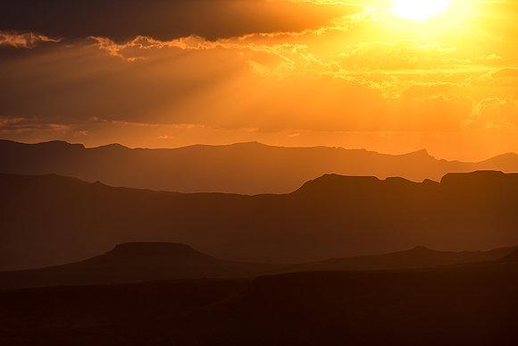 Drak' Sunset