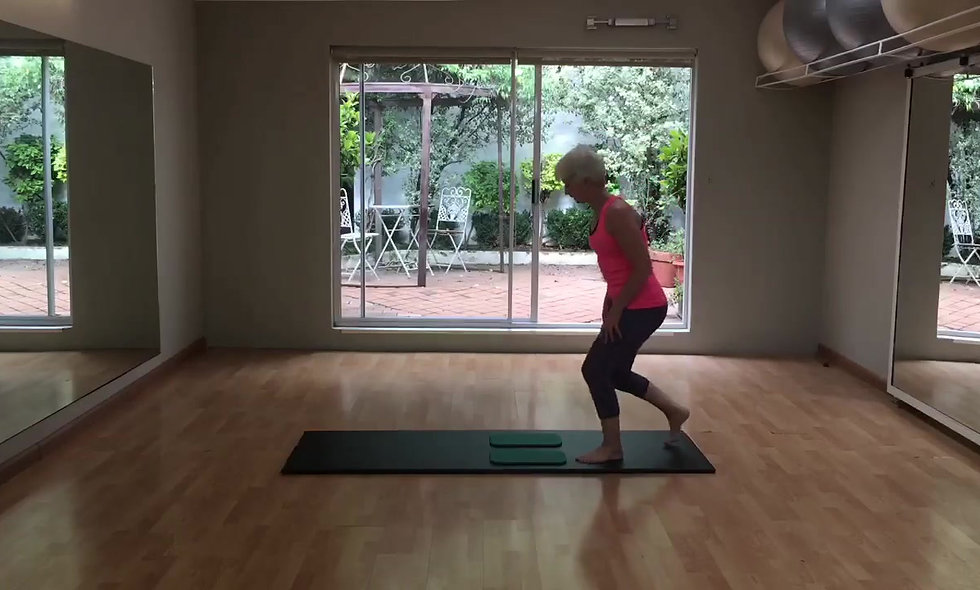 Lengthening, stretching and flow