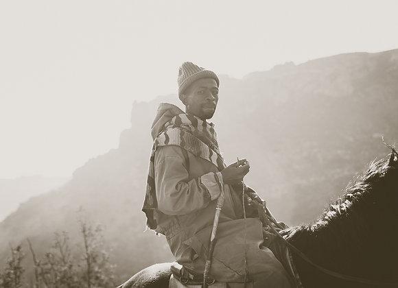 Lesotho Rider