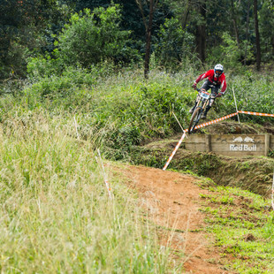 Dusty talk National Downhill Series