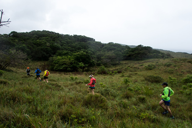 Stage 3 will take participants into the big 5 area of the iSimangaliso Eastern Shores,  escorted by park field rangers. These areas are off-limits to the general public and hardly   traversed by people.