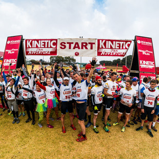 Kinetic Adventure 25km