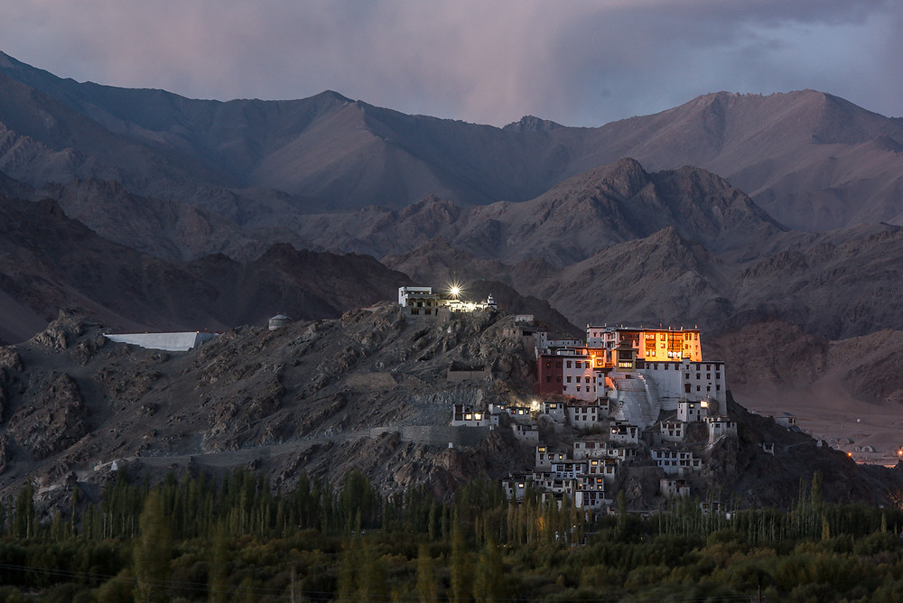 Temple village in Indian Himalayas - Terence Vrugtman