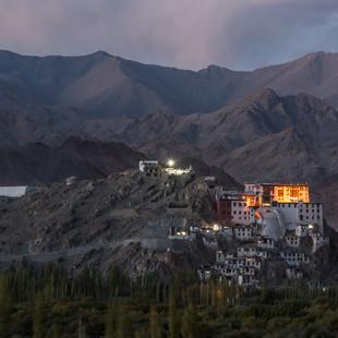 North India Tibetan Temple