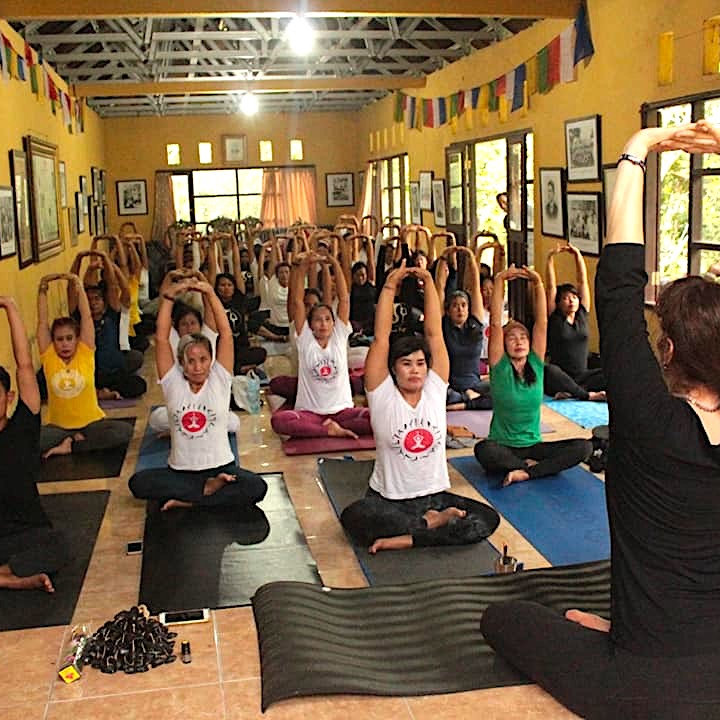 10 Yoga Class Package- Online/In Person