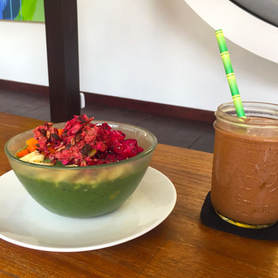 Superfoods and Smoothies Workshop