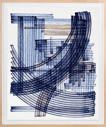 Blue Weave 3