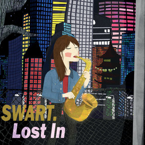 DEBUT ALBUM SWART.