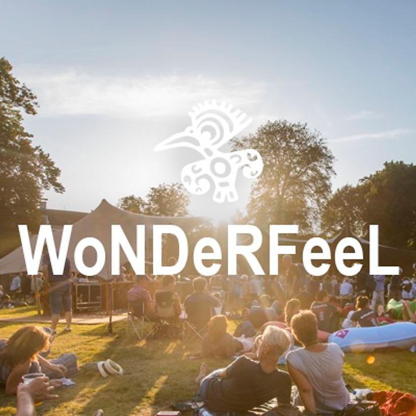 When we face... @ Festival Wonderfeel
