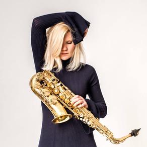 New composition for ''La Fille et le saxophone''