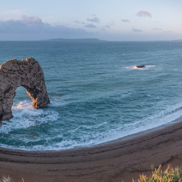 Durdle Door and Bat's Head