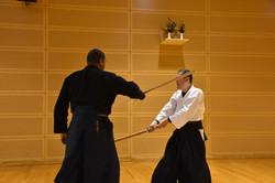 Japanese jujutsu hanbo bo jo techniques