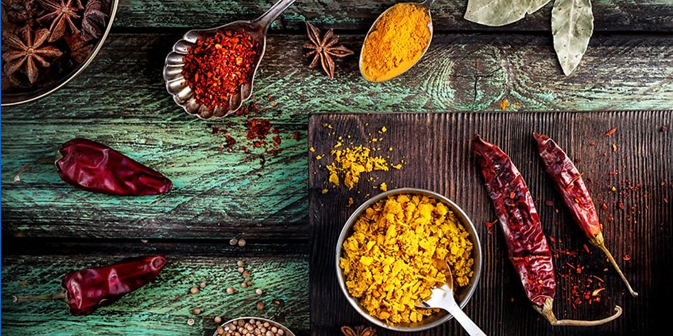 The Rasas Theory: Using Your Sense of Taste to Optimize Your Health