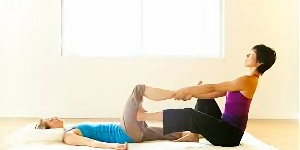 Partners Thai Yoga Workshop