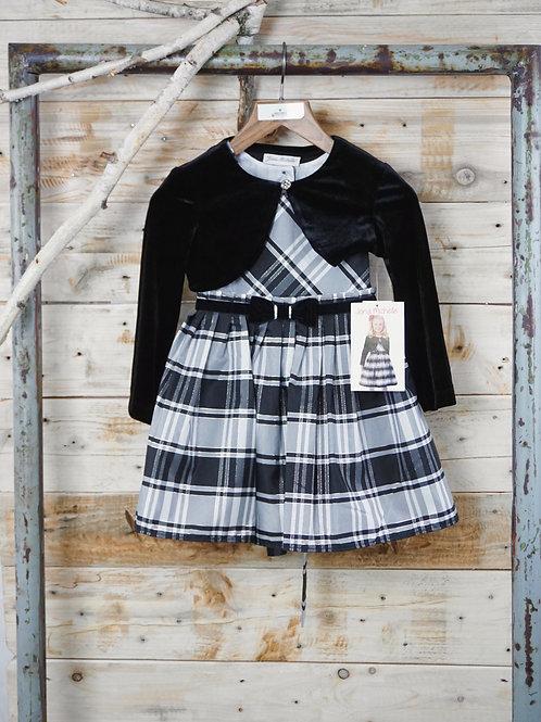 Kleid festlich + Bolero