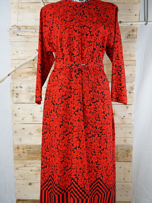 Kleid + Gürtel Gr. 38